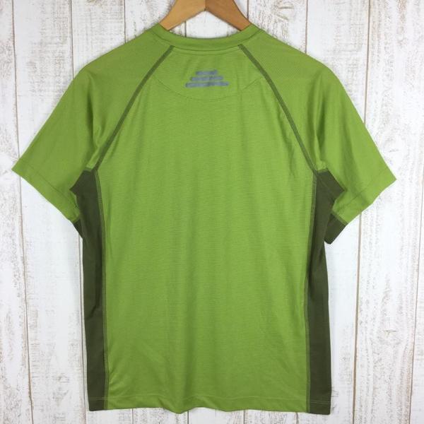 アウトドアリサーチ OUTDOOR RESEARCH エコー ショートスリーブ Tシャツ  International MEN's S グリーン系|2ndgear-outdoor|02