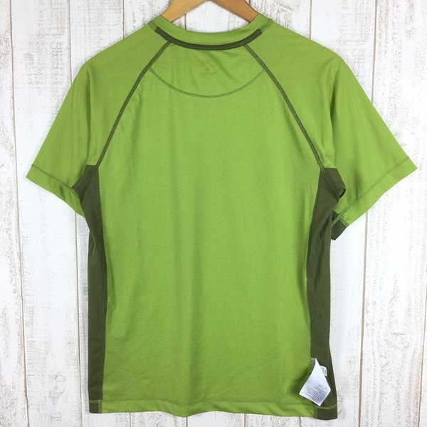 アウトドアリサーチ OUTDOOR RESEARCH エコー ショートスリーブ Tシャツ  International MEN's S グリーン系|2ndgear-outdoor|06