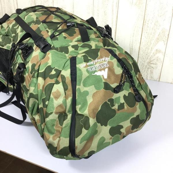 グレゴリー GREGORY アルペングロー40 ALPENGLOW 40 バックパック 日本別注 珍しい柄系のテクニカルパック U|2ndgear-outdoor|07