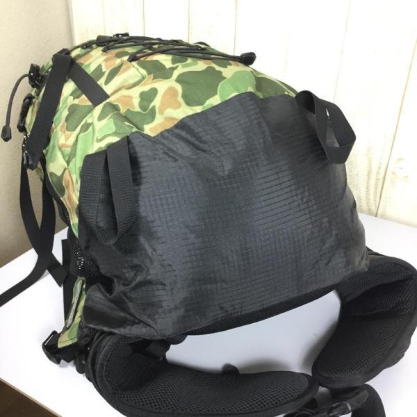 グレゴリー GREGORY アルペングロー40 ALPENGLOW 40 バックパック 日本別注 珍しい柄系のテクニカルパック U|2ndgear-outdoor|08