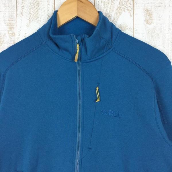 ラブ RAB パワー ウール ジャケット Power Wool Jacket  International MEN's L ブルー系|2ndgear-outdoor|02