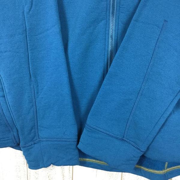 ラブ RAB パワー ウール ジャケット Power Wool Jacket  International MEN's L ブルー系|2ndgear-outdoor|04