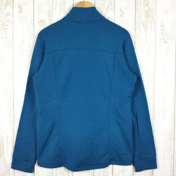 ラブ RAB パワー ウール ジャケット Power Wool Jacket  International MEN's L ブルー系|2ndgear-outdoor|05