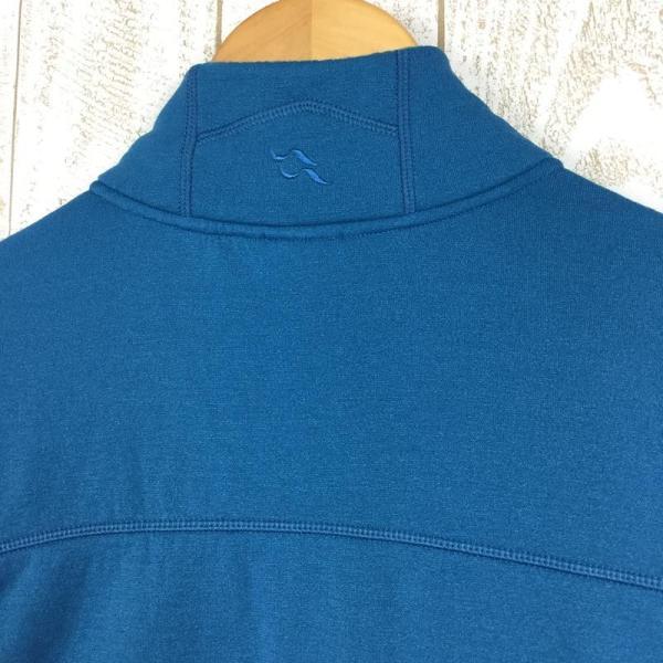 ラブ RAB パワー ウール ジャケット Power Wool Jacket  International MEN's L ブルー系|2ndgear-outdoor|06