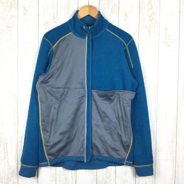 ラブ RAB パワー ウール ジャケット Power Wool Jacket  International MEN's L ブルー系|2ndgear-outdoor|07