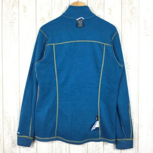 ラブ RAB パワー ウール ジャケット Power Wool Jacket  International MEN's L ブルー系|2ndgear-outdoor|09