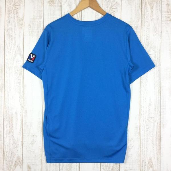 ミレー MILLET トリロジー ロゴ Tシャツ TRILOGY LOGO TEE  International MEN's L ブルー系 2ndgear-outdoor 02