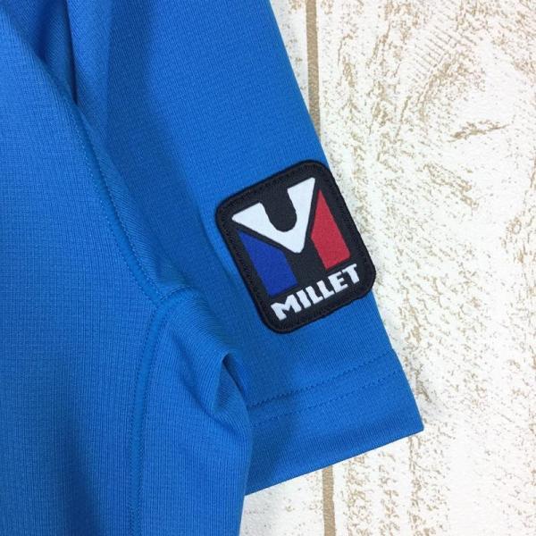 ミレー MILLET トリロジー ロゴ Tシャツ TRILOGY LOGO TEE  International MEN's L ブルー系 2ndgear-outdoor 05