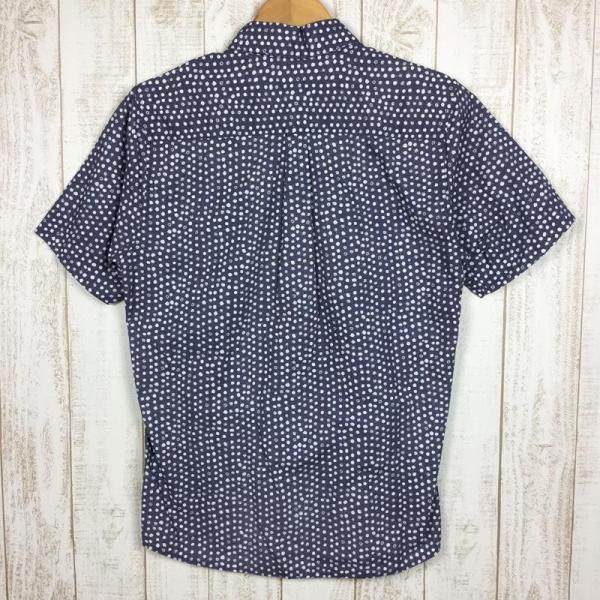 パタゴニア PATAGONIA ハーベスト シャツ Harvest Shirt アロハシャツ International MEN's S DOT ネイ 2ndgear-outdoor 02
