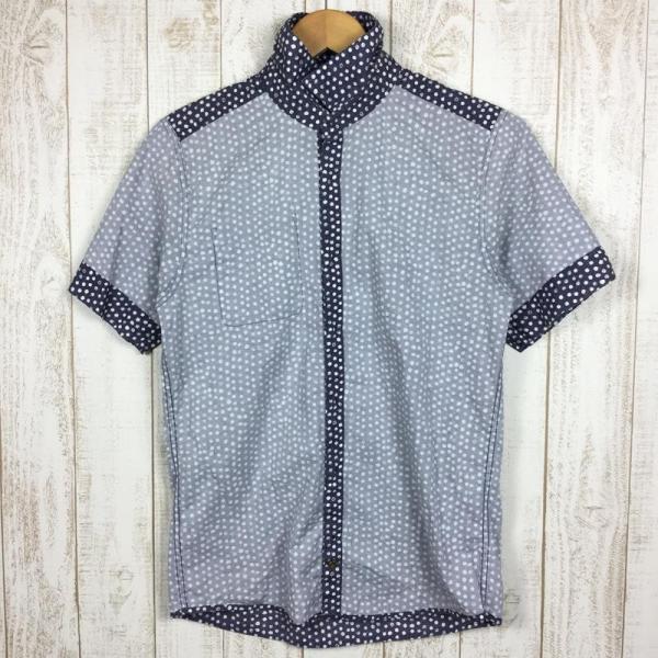 パタゴニア PATAGONIA ハーベスト シャツ Harvest Shirt アロハシャツ International MEN's S DOT ネイ 2ndgear-outdoor 03