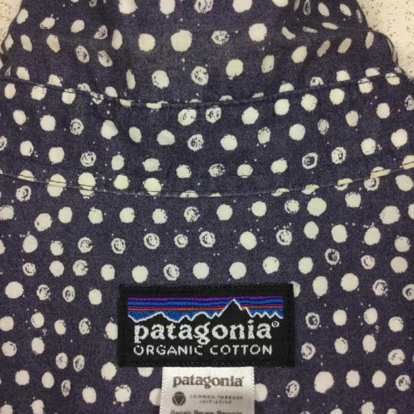 パタゴニア PATAGONIA ハーベスト シャツ Harvest Shirt アロハシャツ International MEN's S DOT ネイ 2ndgear-outdoor 05