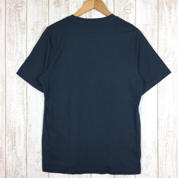 【30%OFF】エルエルビーン LLBEAN ムース Tシャツ MOOSE T Shirt MEN's M ネイビー系|2ndgear-outdoor|02