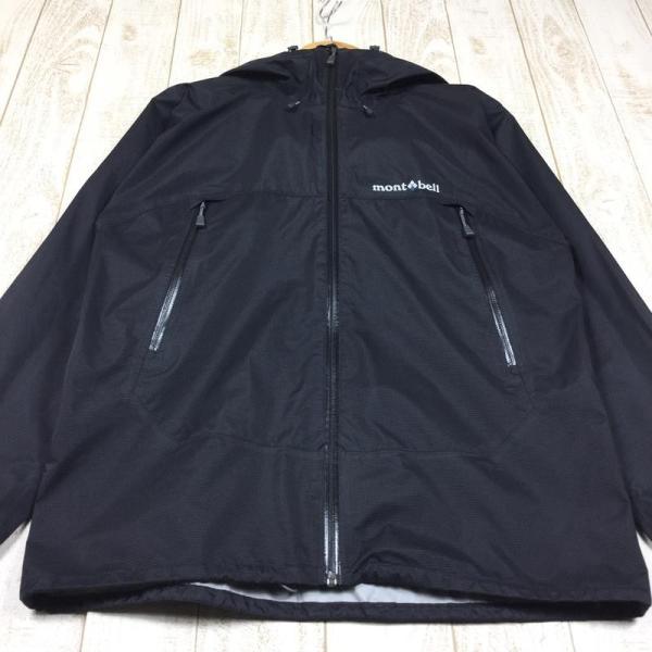 モンベル MONTBELL レインダンサー ジャケット ゴアテックス GORETEX  International MEN's S ブラック系 2ndgear-outdoor 03