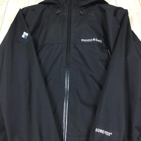 モンベル MONTBELL レインダンサー ジャケット ゴアテックス GORETEX  International MEN's S ブラック系 2ndgear-outdoor 04