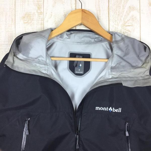 モンベル MONTBELL レインダンサー ジャケット ゴアテックス GORETEX  International MEN's S ブラック系 2ndgear-outdoor 09