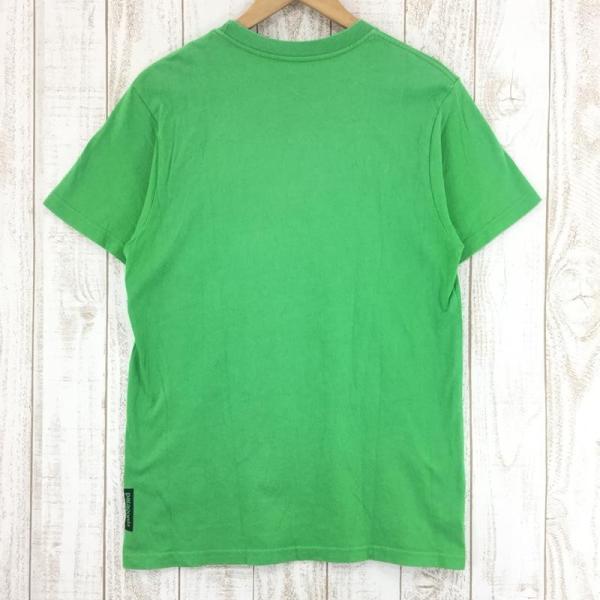 パタゴニア PATAGONIA トビウオ ショートスリーブ Tシャツ  International MEN's M グリーン系|2ndgear-outdoor|02