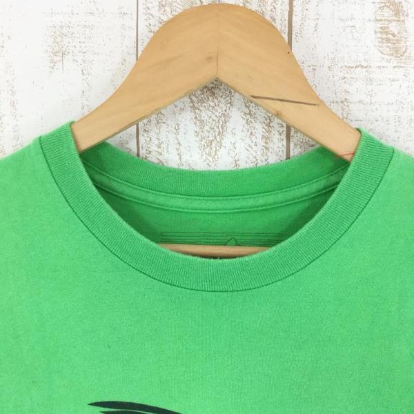 パタゴニア PATAGONIA トビウオ ショートスリーブ Tシャツ  International MEN's M グリーン系|2ndgear-outdoor|03