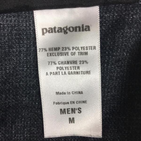 【53%OFF】パタゴニア PATAGONIA ハイワイヤー ヘンプ ドローストリング パンツ  International MEN's M BLB|2ndgear-outdoor|09