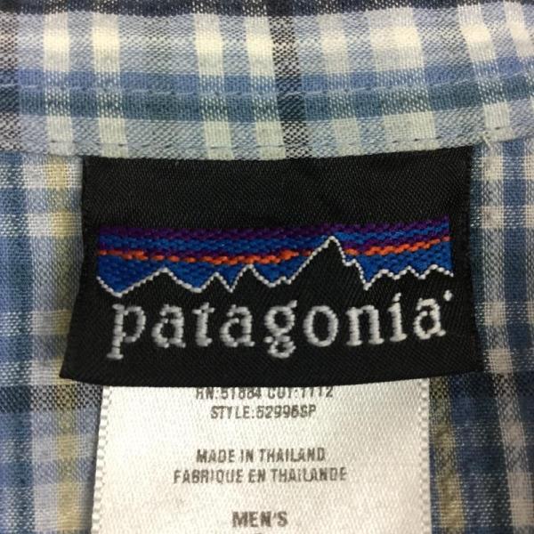 パタゴニア PATAGONIA ショートスリーブ パッカーウェア シャツ SS PUCKERWARE SHIRTS 希少モデル 希少色 Interna 2ndgear-outdoor 07