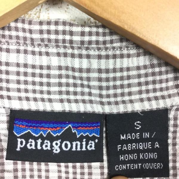 パタゴニア PATAGONIA ショートスリーブ パッカーウェア シャツ SHORT SLEEVED PUCKERWARE SHIRTS  Inter|2ndgear-outdoor|05