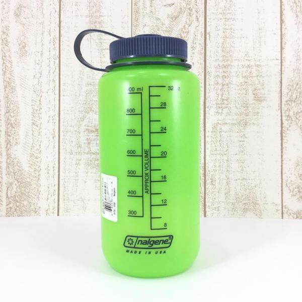 ナルゲン NALGENE グロー ボトル 蛍光 1L 希少モデル One グリーン系|2ndgear-outdoor|02