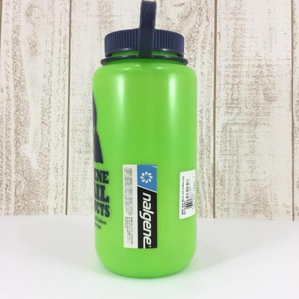 ナルゲン NALGENE グロー ボトル 蛍光 1L 希少モデル One グリーン系|2ndgear-outdoor|03