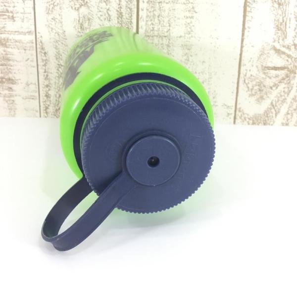 ナルゲン NALGENE グロー ボトル 蛍光 1L 希少モデル One グリーン系|2ndgear-outdoor|05
