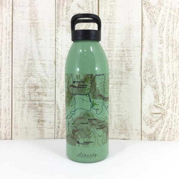リバティー ボトルワークス Liberty Bottleworks ヨセミテ 32oz 0.7L アルミボトル  One グリーン系|2ndgear-outdoor