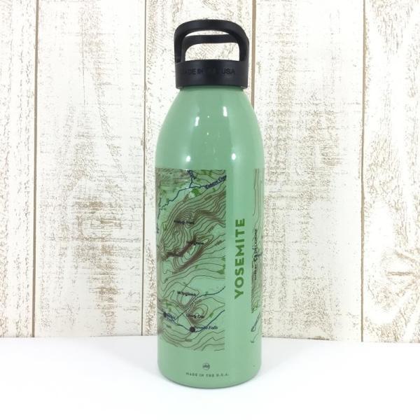 リバティー ボトルワークス Liberty Bottleworks ヨセミテ 32oz 0.7L アルミボトル  One グリーン系|2ndgear-outdoor|02