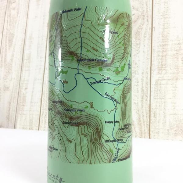 リバティー ボトルワークス Liberty Bottleworks ヨセミテ 32oz 0.7L アルミボトル  One グリーン系|2ndgear-outdoor|03