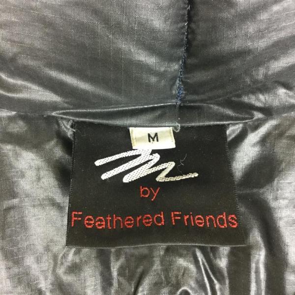 フェザードフレンズ FEATHERED FRIENDS ダウン ジャケット  International MEN's M ブルー系|2ndgear-outdoor|10