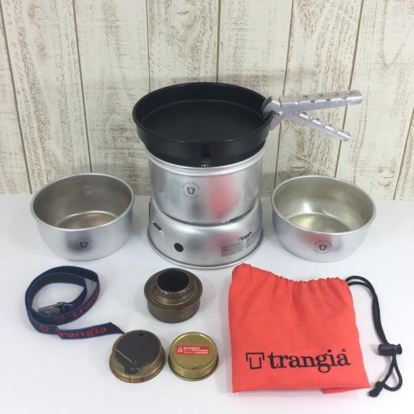 トランギア TRANGIA ストームクッカーS ウルトラライト + 収納袋 One シルバー系|2ndgear-outdoor|02