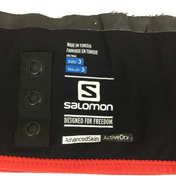 サロモン SALOMON S-LAB モジューラー ベルト S-LAB MODULAR BELT  UNISEX 3 ブラック系 2ndgear-outdoor 08