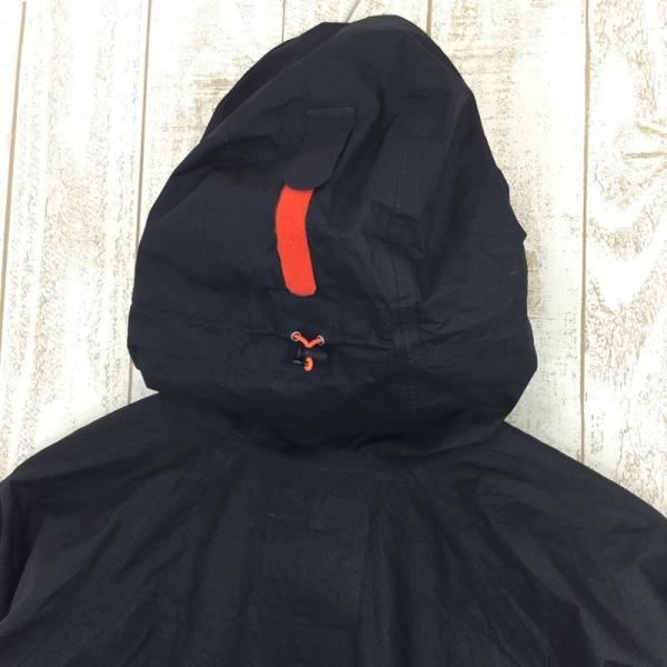 モンベル MONTBELL トレントフライヤージャケット ゴアテックス・パックライト Asian MEN's S ブラック系|2ndgear-outdoor|06