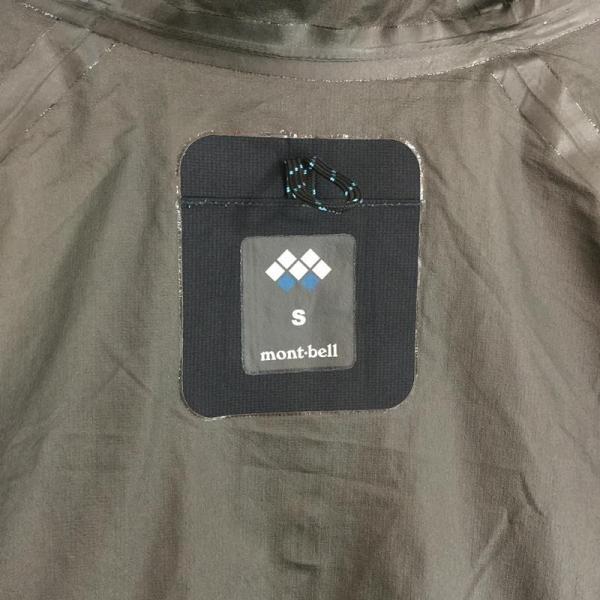 モンベル MONTBELL トレントフライヤージャケット ゴアテックス・パックライト Asian MEN's S ブラック系|2ndgear-outdoor|10