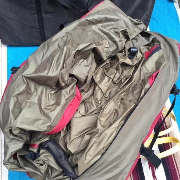 スノーピーク SNOWPEAK ランドロック TP-671 + 専用インナーマット キャンピングテント シェルター  One ベー|2ndgear-outdoor|04
