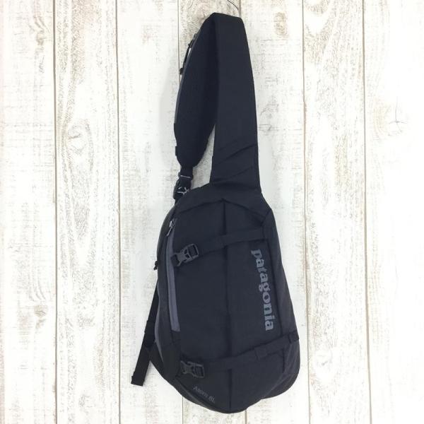 パタゴニア PATAGONIA アトム スリング 8L  One BLK BLACK ブラック系|2ndgear-outdoor