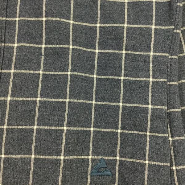 フェニックス PHENIX Windowpane Check Shirts  Asian MEN's M ネイビー系|2ndgear-outdoor|04