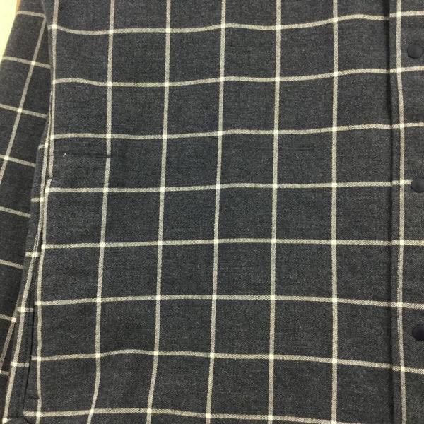 フェニックス PHENIX Windowpane Check Shirts  Asian MEN's M ネイビー系|2ndgear-outdoor|05