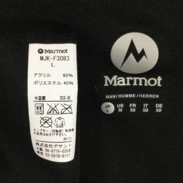 マーモット MARMOT HEAT NAVI STREET L/S MOCNECK  Asian MEN's L グリーン系|2ndgear-outdoor|09