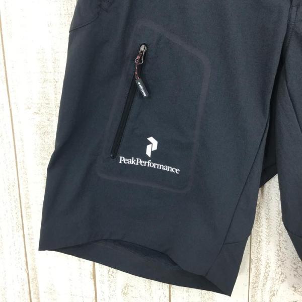 ピークパフォーマンス PEAK PERFORMANCE ブラックライト ライト ソフトシェル ショーツ BL Lite Softshell Short|2ndgear-outdoor|04