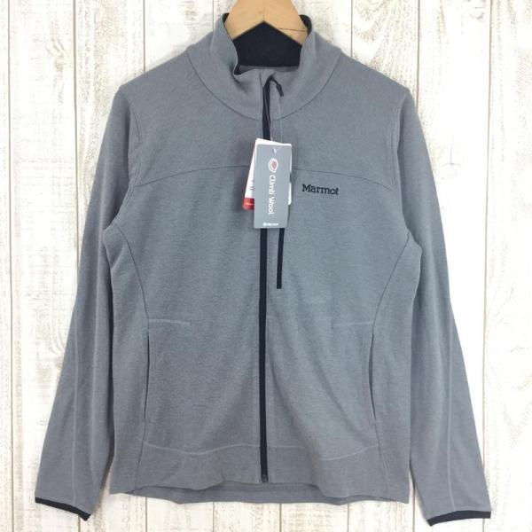 マーモット MARMOT クライム ウール ストレッチ ジャケット Climb Wool Stretch Jacket  Asia|2ndgear-outdoor