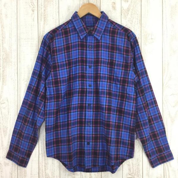 パタゴニア PATAGONIA ロングスリーブ ピマコットン シャツ Long-Sleeved Pima Cotton Shirt 2ndgear-outdoor