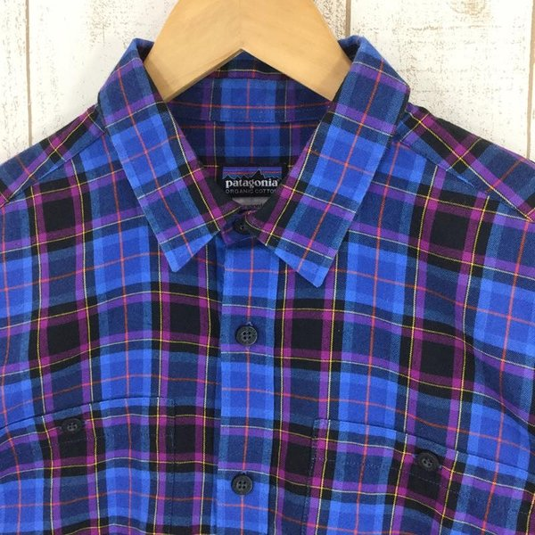 パタゴニア PATAGONIA ロングスリーブ ピマコットン シャツ Long-Sleeved Pima Cotton Shirt 2ndgear-outdoor 02