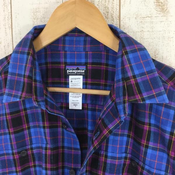 パタゴニア PATAGONIA ロングスリーブ ピマコットン シャツ Long-Sleeved Pima Cotton Shirt 2ndgear-outdoor 03