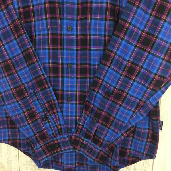パタゴニア PATAGONIA ロングスリーブ ピマコットン シャツ Long-Sleeved Pima Cotton Shirt 2ndgear-outdoor 04