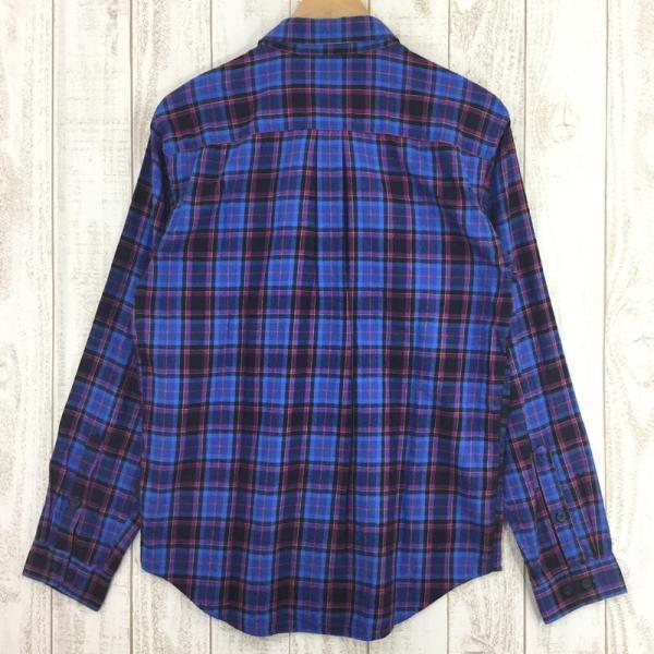 パタゴニア PATAGONIA ロングスリーブ ピマコットン シャツ Long-Sleeved Pima Cotton Shirt 2ndgear-outdoor 07