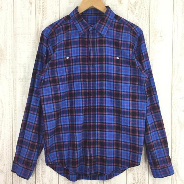 パタゴニア PATAGONIA ロングスリーブ ピマコットン シャツ Long-Sleeved Pima Cotton Shirt 2ndgear-outdoor 08