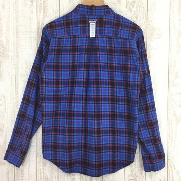 パタゴニア PATAGONIA ロングスリーブ ピマコットン シャツ Long-Sleeved Pima Cotton Shirt 2ndgear-outdoor 09
