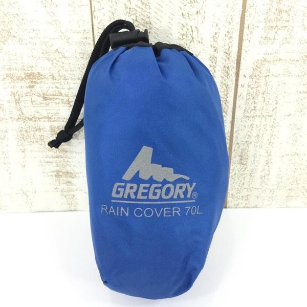 グレゴリー GREGORY レインカバー 70L ザックカバー  One ブルー系 2ndgear-outdoor